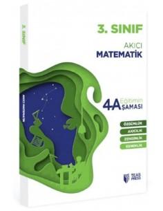 Teas Press Eğitimin 4 Aşaması 3. Sınıf Akıcı Matematik