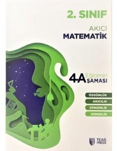 Teas Press Eğitimin 4 Aşaması 2. Sınıf Matematik