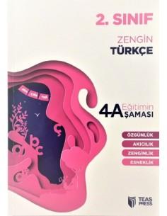 Teas Eğitimin 4 Aşaması 2. Sınıf  Türkçe