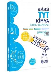 Teas Press Teaskop Yeni Nesil TYT Kimya Soru Bankası