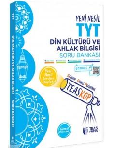 Teas Press Teaskop Yeni Nesil TYT Din Kültürü Soru Bankası