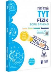 Teas Press Teaskop Yeni Nesil TYT Fizik Soru Bankası