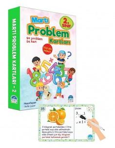 Problem Kartları 2.Sınıf Martı Yayınları