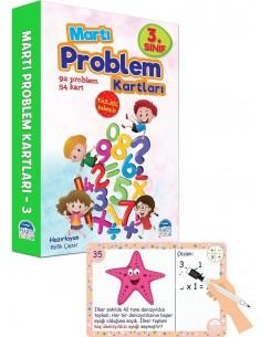 Problem Kartları 3.Sınıf Martı Yayınları
