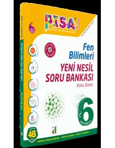 Damla Yayınları 6.Sınıf Fen Bilimleri Konu Özetli Soru Bankası