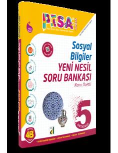 Damla Yayınları 5.Sınıf Sosyal Bilgiler Konu Özetli Soru Bankası