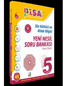 Damla Yayınları 5.Sınıf Din Kültürü ve Ahlak Bilgisi Konu Özetli Soru Bankası