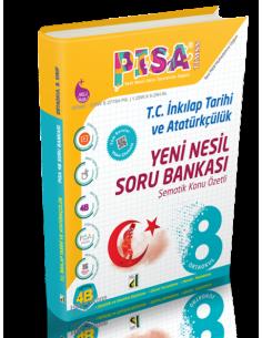 Damla Yayınları 8. Sınıf  T.C. İnkılap Tarihi ve Atatürkçülük Soru Bankası