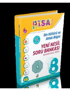 Damla Yayınları 8.Sınıf Din Kültürü ve Ahlak Bilgisi Konu Özetli Soru Bankası