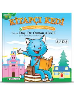 Adeda Yayınları Kitapçı Kedi Doktor Onaylı Gelişimsel Hikayeler -1