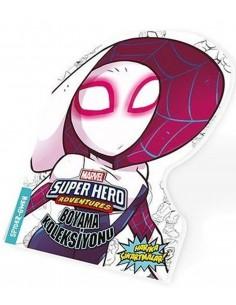 Marvel Süper Kahramanlar Boyama Koleksiyonu Spider Gwen