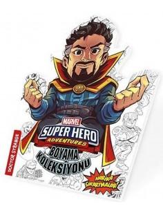 Marvel Süper Kahramanlar Boyama Koleksiyonu Doctor Strainge