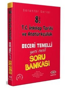 Data Yayınları 8. Sınıf Garantör T.C. İnkılap Tarihi Soru Bankası