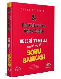 Data Yayınları 8. Sınıf Garantör Din Kültürü Soru Bankası