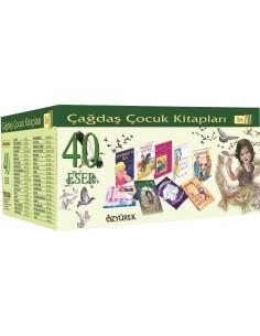 Özyürek Yayınları 4. ve 5. Sınıflar İçin Çağdaş Çocuk Klasikleri -3 (40 Kitap)
