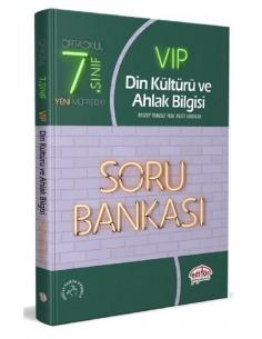 Editör 7. Sınıf VIP Din Kültürü Soru Bankası