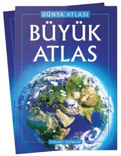 Karatay Yayınları Büyük Atlas
