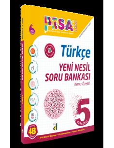 Damla Yayınları 5.Sınıf  Türkçe Konu Özetli Soru Bankası