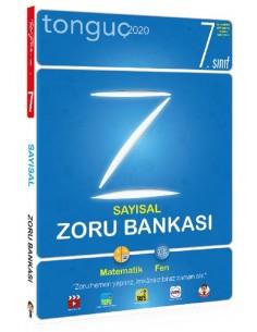 Tonguç 0'dan 7'ye Sayısal Zoru Bankası