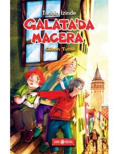 Galata'da Macera Tarihin İzinde Genç Hayat Yayınları