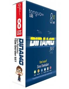 Tonguç 8. Sınıf Dinamo Tüm Dersler Soru Bankası Set