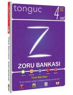 Tonguç 4. Sınıf Tüm Dersler Zoru Bankası