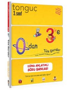 Tonguç 0'dan 3'e Konu Anlatımlı Soru Bankası