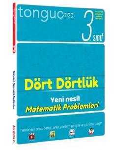 Tonguç 3. Sınıf Dört Dörtlük Matematik