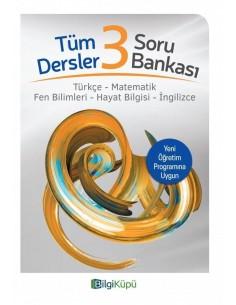 Bilgiküpü 3. Sınıf Tüm Dersler Soru Bankası