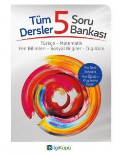 Bilgiküpü 5. Sınıf Tüm Dersler Soru Bankası