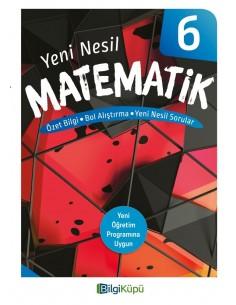 Bilgiküpü 6. Sınıf Yeni Nesil Matematik