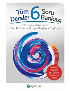 Bilgiküpü 6. Sınıf Tüm Dersler Soru Bankası