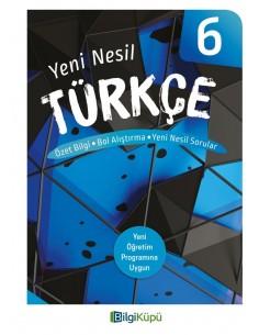 Bilgiküpü 6. Sınıf Yeni Nesil Türkçe