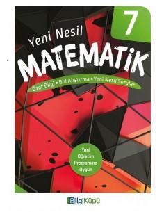Bilgiküpü 7. Sınıf Yeni Nesil Matematik