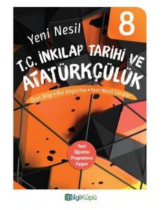 Bilgiküpü  8. Sınıf T.C. İnkılap Tarihi ve Atatürkçülük