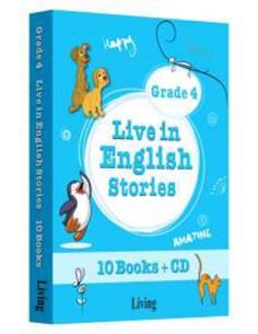 Living Yayınları Live İn English Stories Grade 4