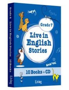 Live in English Stories Grade 7 Living Yayınları