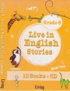 Live in English Stories Grade 8 Living Yayınları