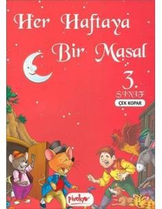 Her Haftaya Bir Masal Çek Kopar 3. Sınıf Pinokyo Yayınları