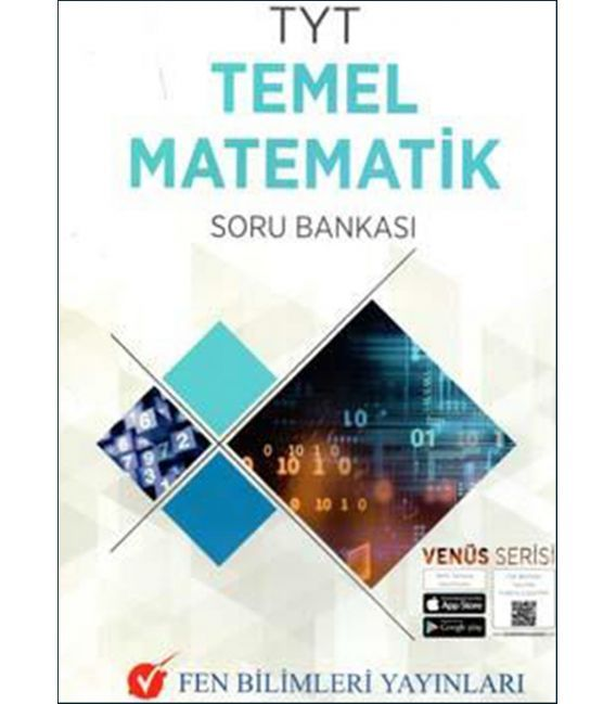 Fen Bilimleri Yayınları TYT Temel Matematik Venüs Soru Bankası