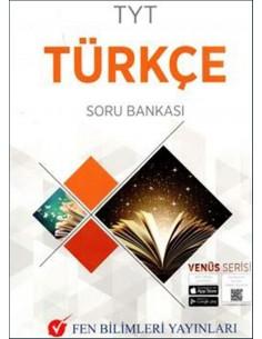 Fen Bilimleri Yayınları TYT Türkçe Venüs Serisi Soru Bankası