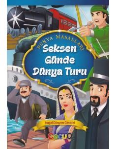 Dünya Masalları 50 Kitap ÇocuQ Yayınları