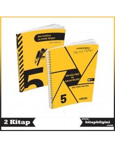 Hız Yayınları 5. Sınıf Din Kültürü Kampanyalı Set (2 Kitap)