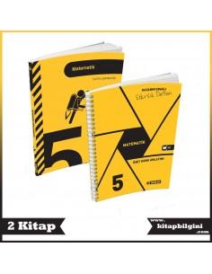 Hız Yayınları 5. Sınıf Matematik Kampanyalı Set (2 Kitap)