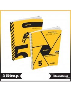 Hız Yayınları 5. Sınıf İngilizce Kampanyalı Set (2 Kitap)