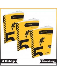 Hız Yayınları 5. Sınıf Soru Bankası Kampanyalı Set (3 Kitap)