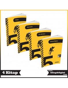 Hız Yayınları 5. Sınıf Soru Bankası Kampanyalı Set (4 Kitap)