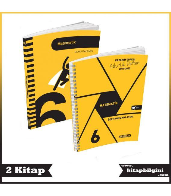Hız Yayınları 6. Sınıf Matematik Kampanyalı Set (2 Kitap)