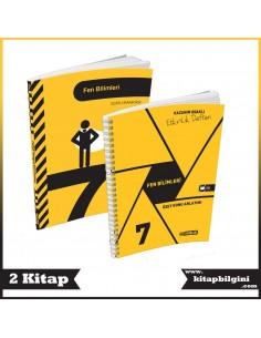 Hız Yayınları 7. Sınıf Fen Bilimleri Kampanyalı Set (2 Kitap)