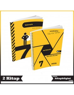 Hız Yayınları 7. Sınıf Matematik Kampanyalı Set (2 Kitap)
